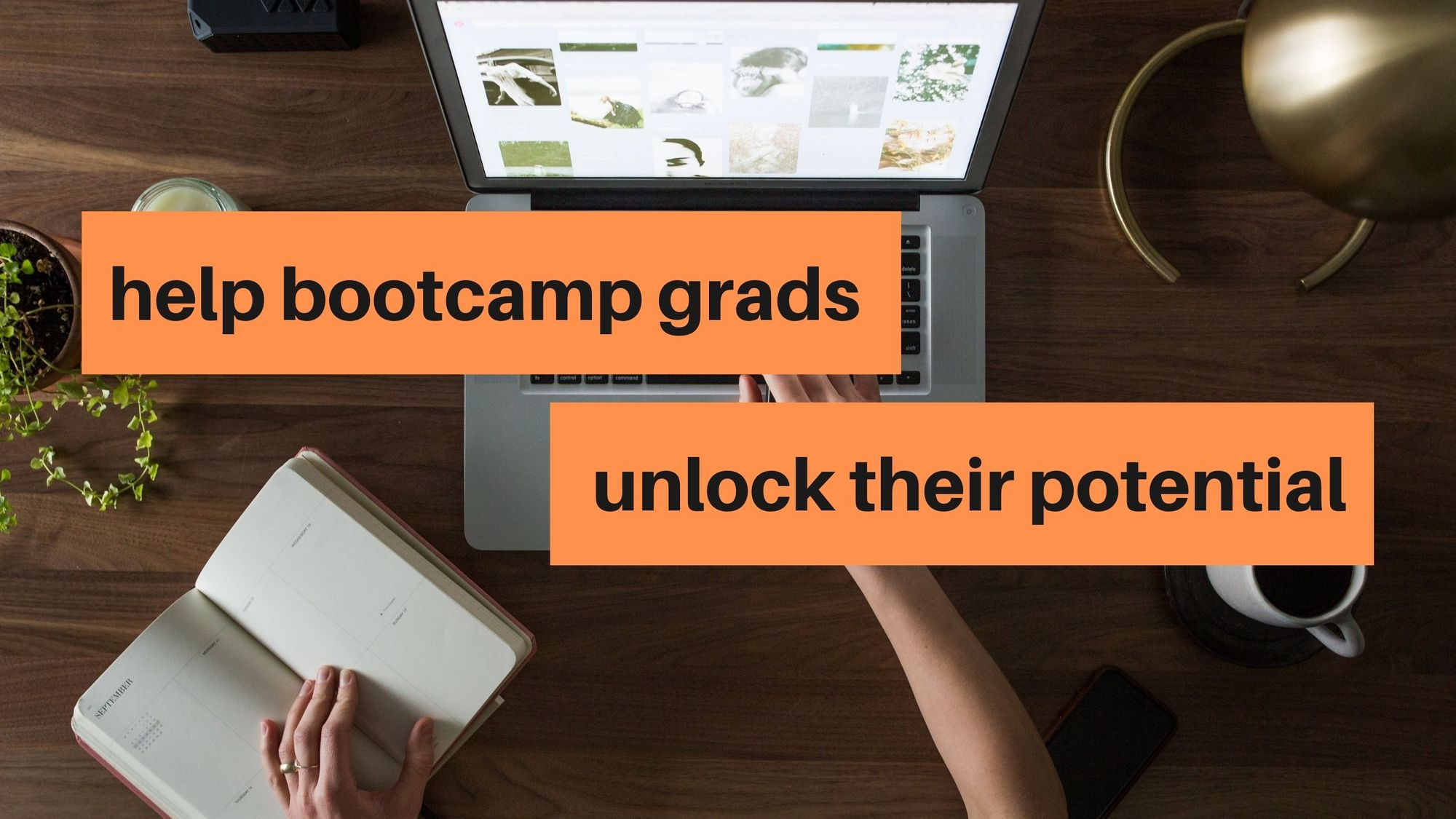 How to mentor bootcamp graduates