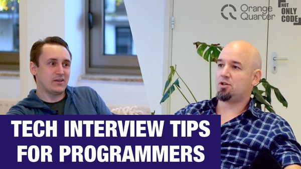 Tech interview tips for developers