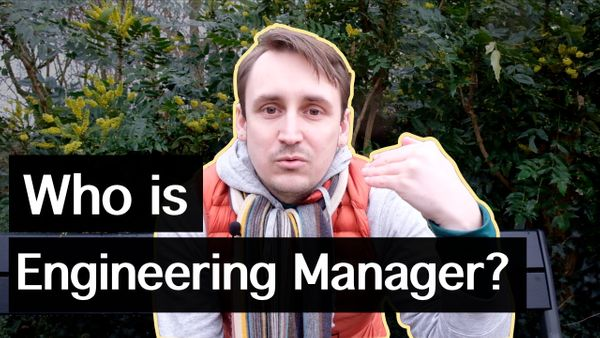 What does an Engineering Manager do?
