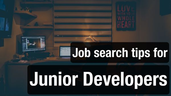 Finding job as a junior developer - tips from tech recruiters