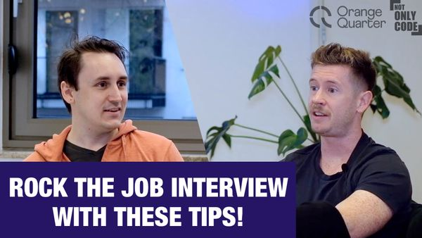 How to pass job interview - chat with tech recruiter